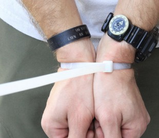 Safety Series 2: Ever Zip-Tied Together? Here's The Easy Way To Escape In Seconds