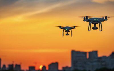 Tous les drones seront bientôt identifiables en direct dans le ciel