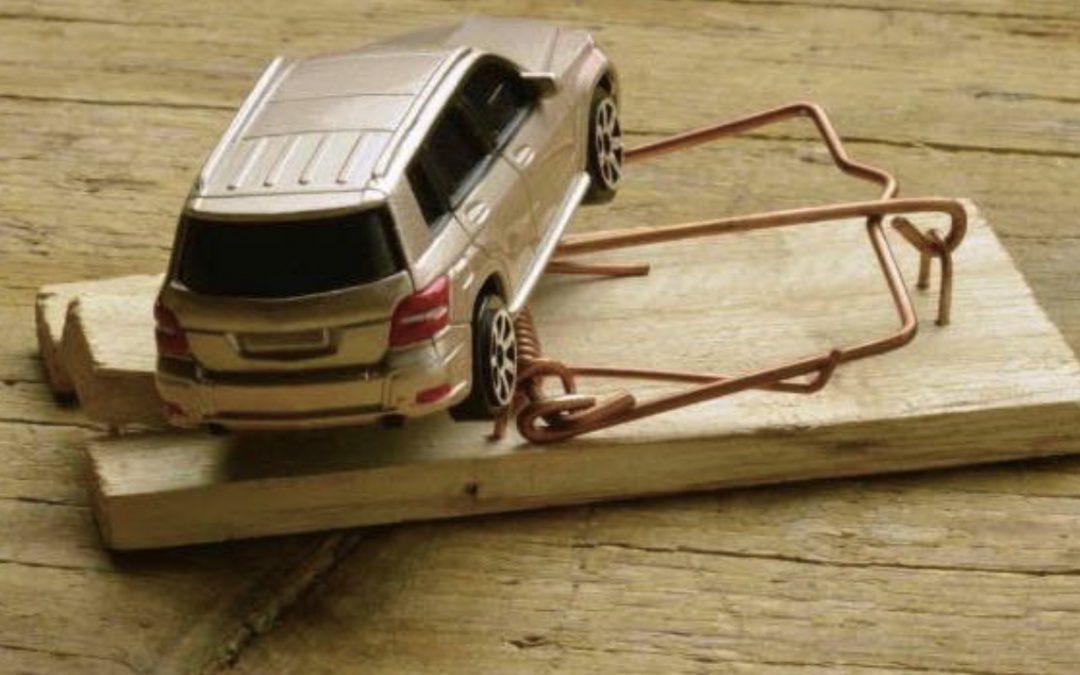 Arnaque: Il prétextait un accident pour les délester