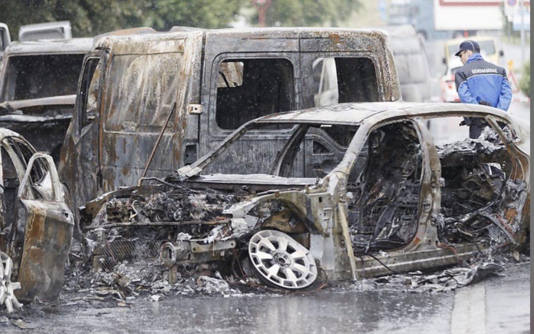 Attaque de fourgon au Mont-sur-Lausanne: 13 personnes arrêtées